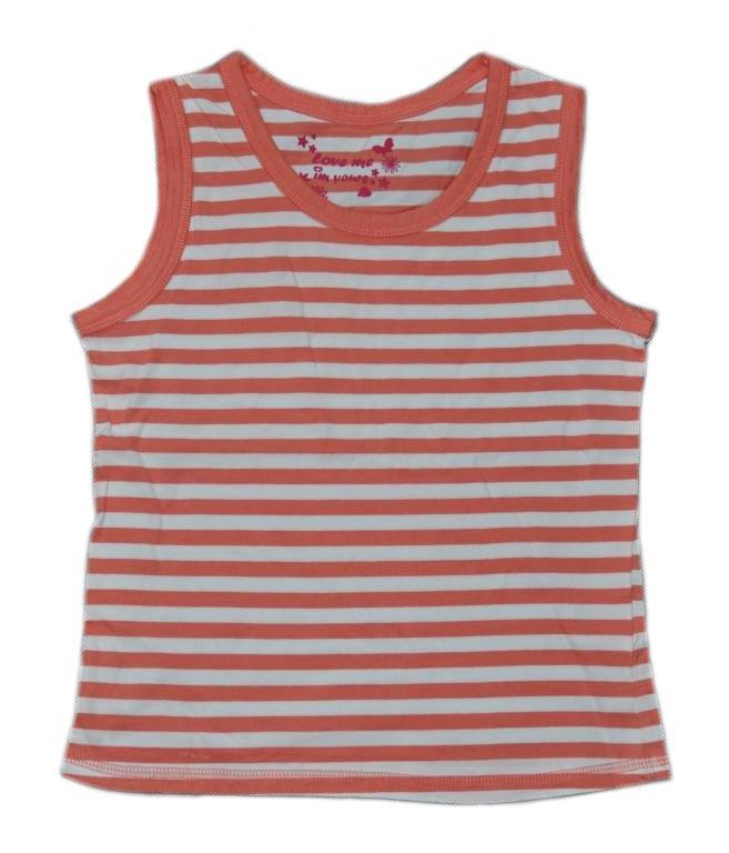 Koszulka T-shirt MATALAN 8-9 lat 134 paski