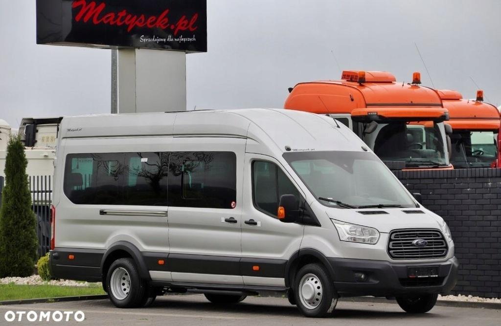 Ford TRANSIT TREND / 2.2L 155 KM / 18 MIEJSC / KLI