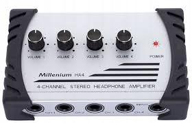 Wzmacniacz słuchawkowy Millenium HA4
