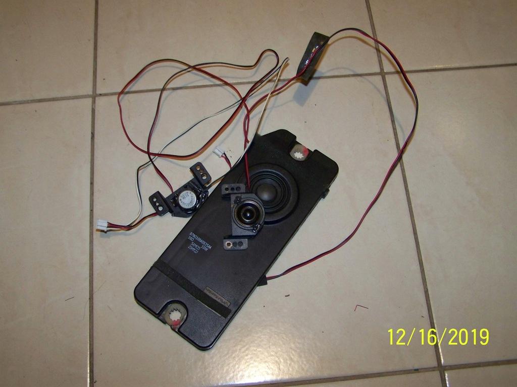 Głośniki Philips 42PFL4007H/12 (240/29/8)