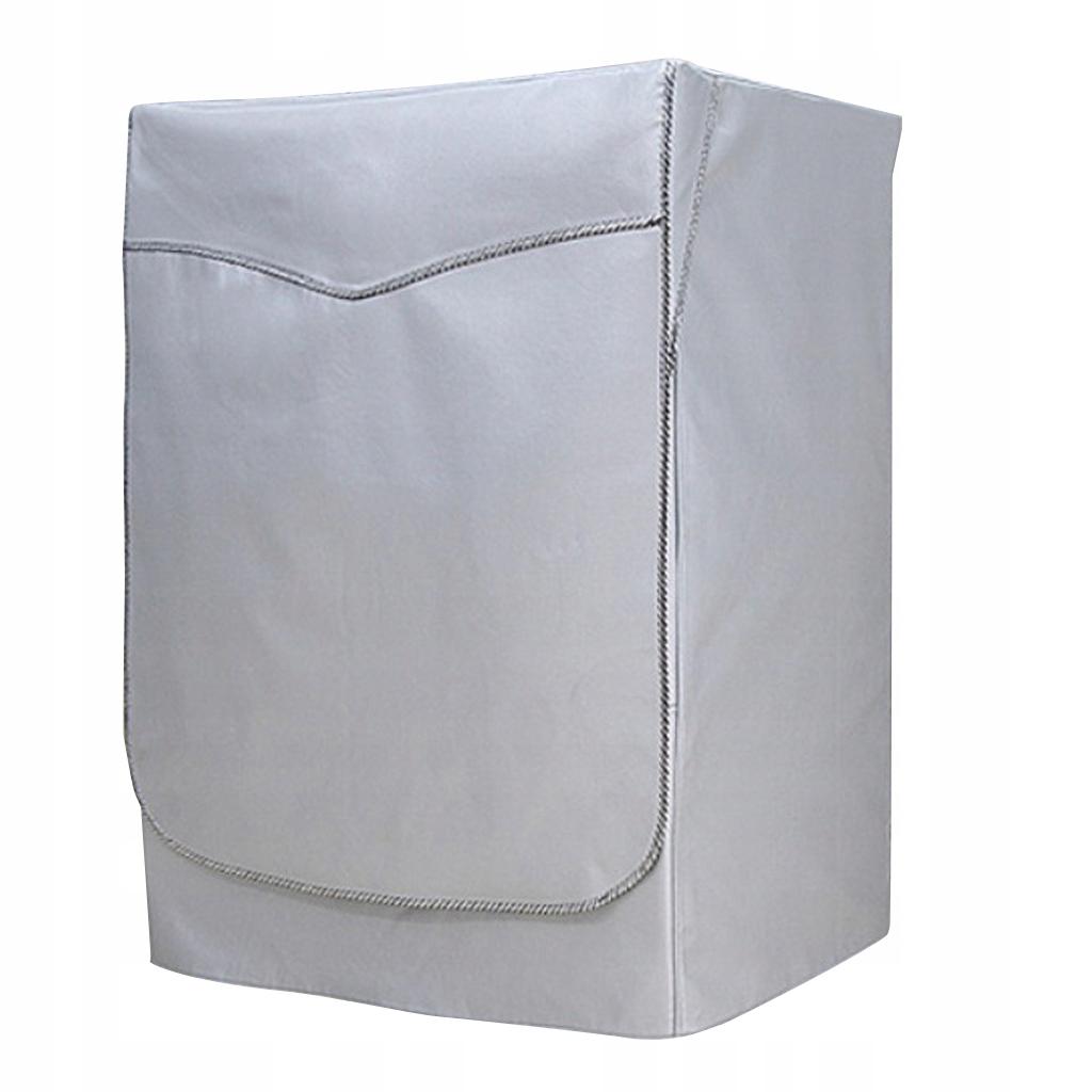 Osłona przeciwsłoneczna - Srebrny pasek na - XL