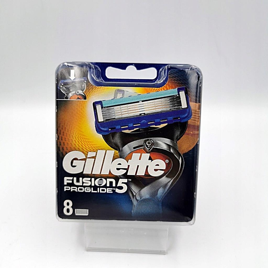 Gillette Wkłady FUSION ProGlide, 8szt