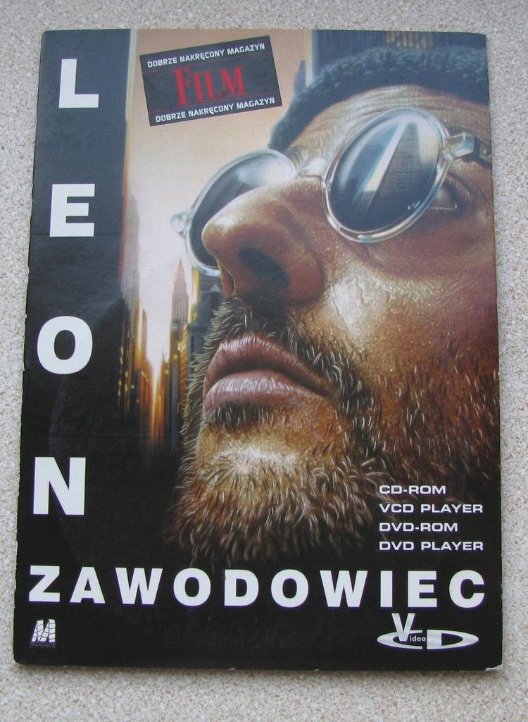 Leon Zawodowiec 2 VCD nowy