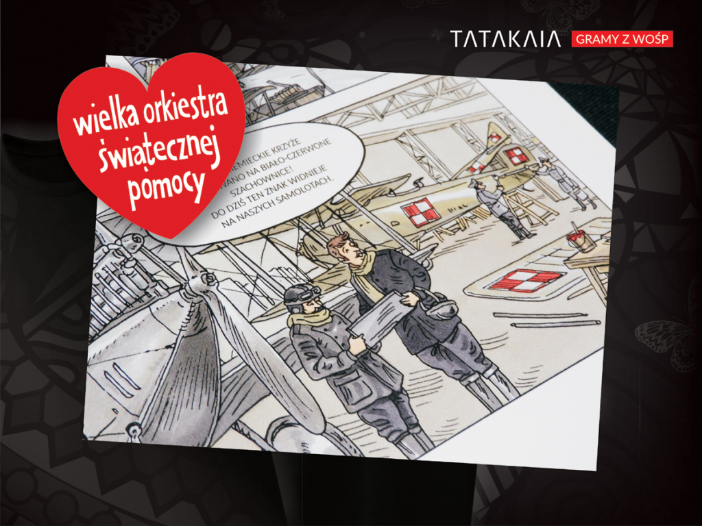 POWSTANIE / ŁAWICA ------ komiks ----- od TATAKAIA