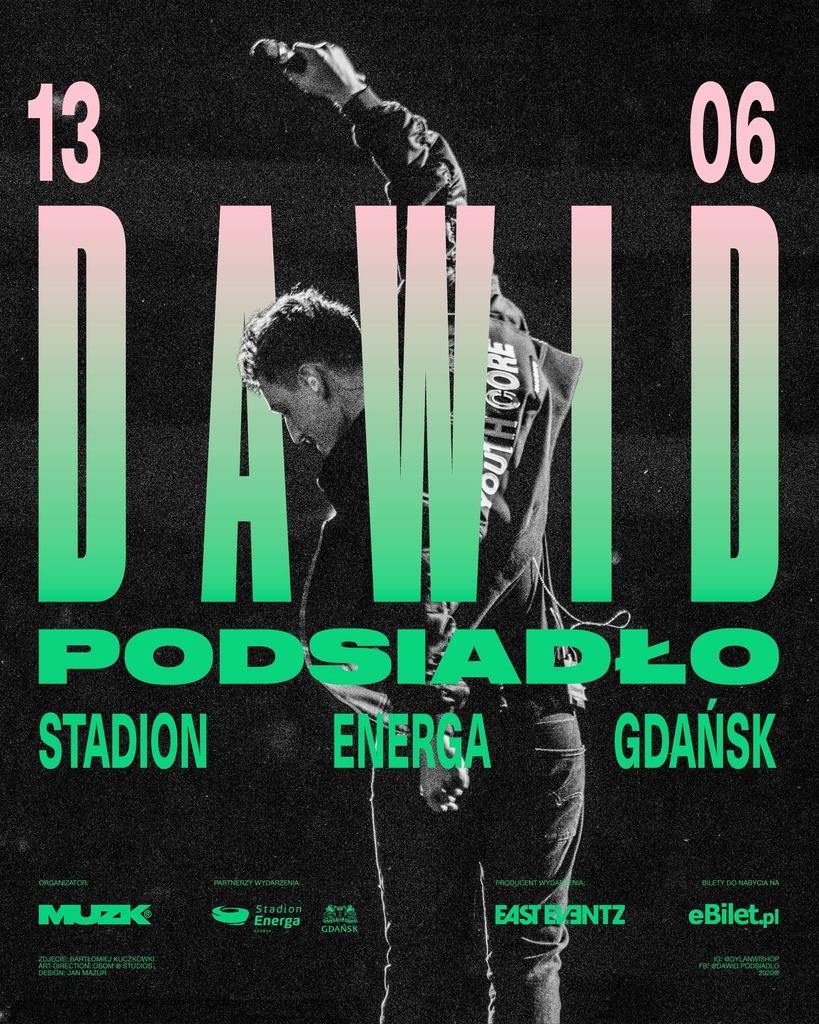 2 Bilety Na Koncert Dawida Podsiadlo Trybuna Vip 8843240660 Oficjalne Archiwum Allegro