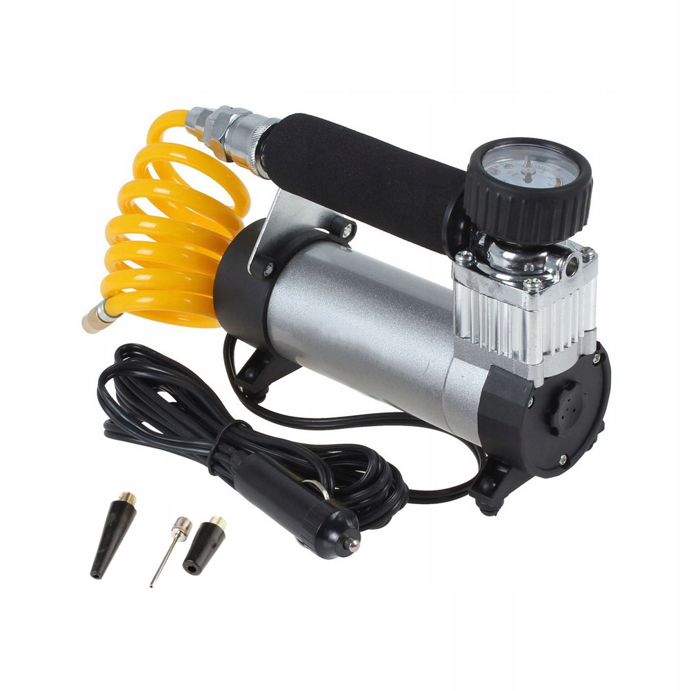 1PC Vehicle-mounted Air Pump High Pressure Tyre Pu