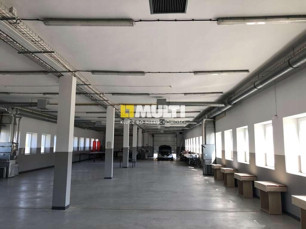 Magazyny i hale, Kliniska Wielkie, 730 m²