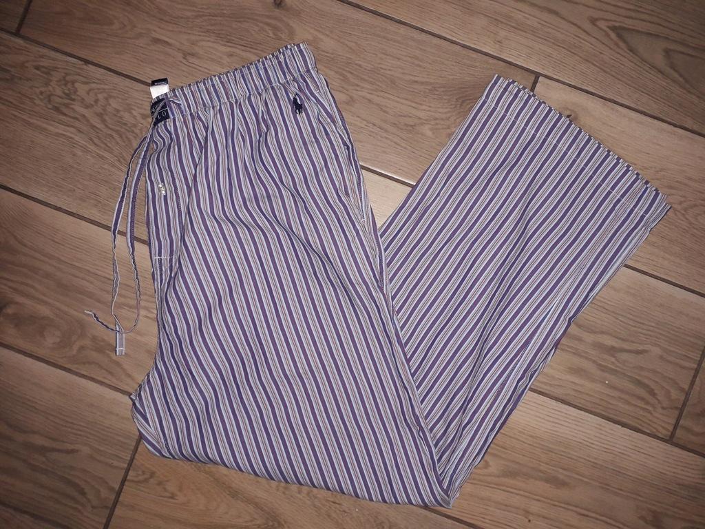 POLO RALPH LAUREN piżama męskie spodnie L