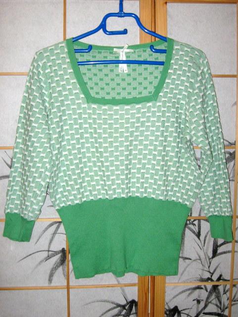 sweterek w stylu vintage Next 44/46 XL/XXL