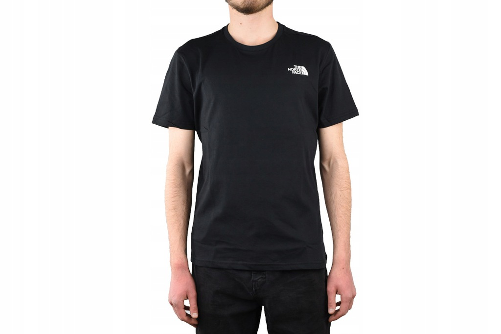 THE NORTH FACE SIMPLE DOME TEE _S_ Męski T-shirt