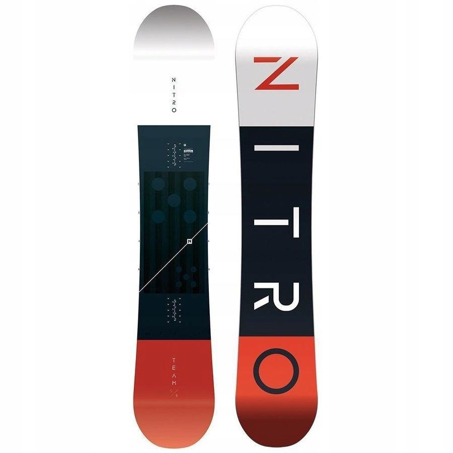 Deska snowboad NITRO Team WIDE 2020 z 2150PLN 162