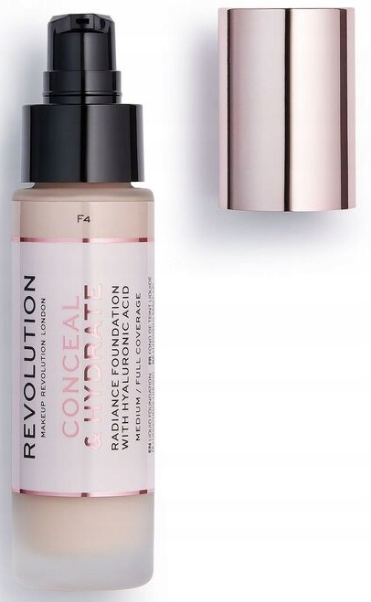 MAKEUP REVOLUTION PODK CONCEAL&HYDRATE F4 23ML