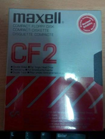 Dyskietka Maxell CF2 Amstrad Schneider