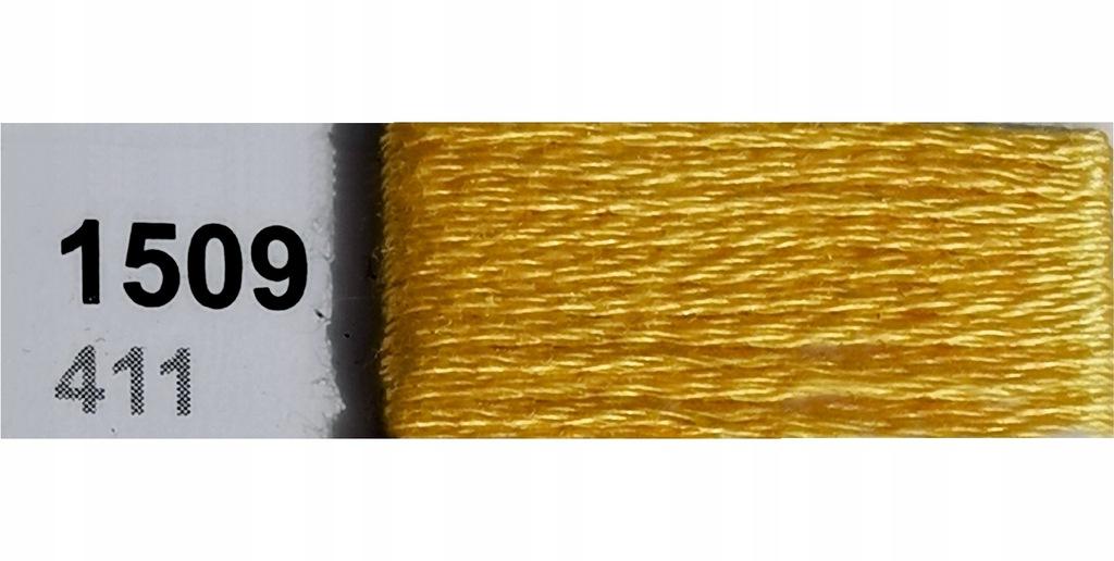 MULINA Ariadna nici do haftu kolor nr. 1509