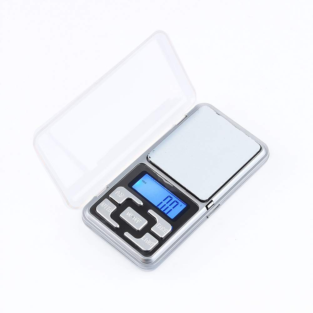 LCD Mini elektroniczna waga cyfrowa