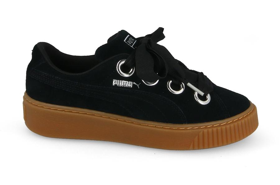 Buty Puma Platform Kiss Suede 366461 01 r.39