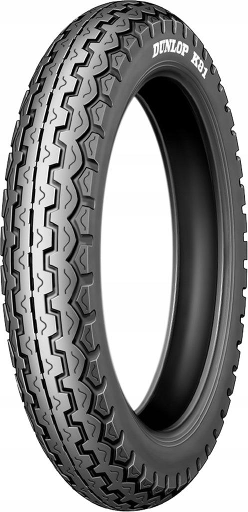 Dunlop 3.60-19 TT 52H K 81 / TT 100