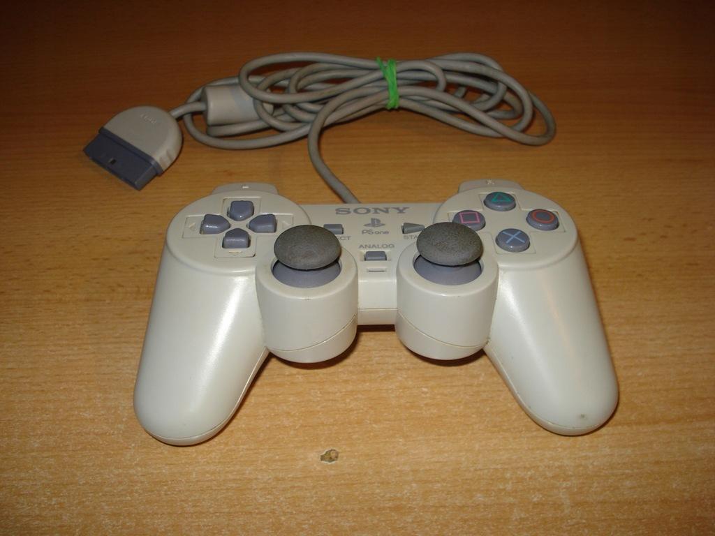 Oryginalny sprawny pad SONY PlayStation PsOne
