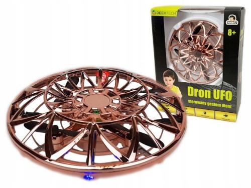 Madej Dron UFO Indukcja ladowarka USB