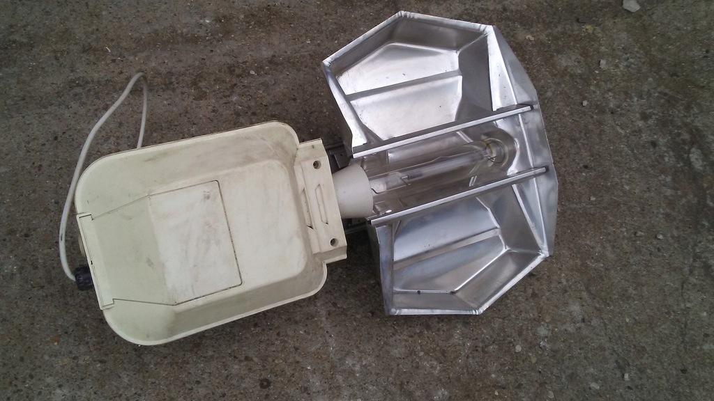 Lampa sodowa HPS 4000w +żarówka Okazja! 230v