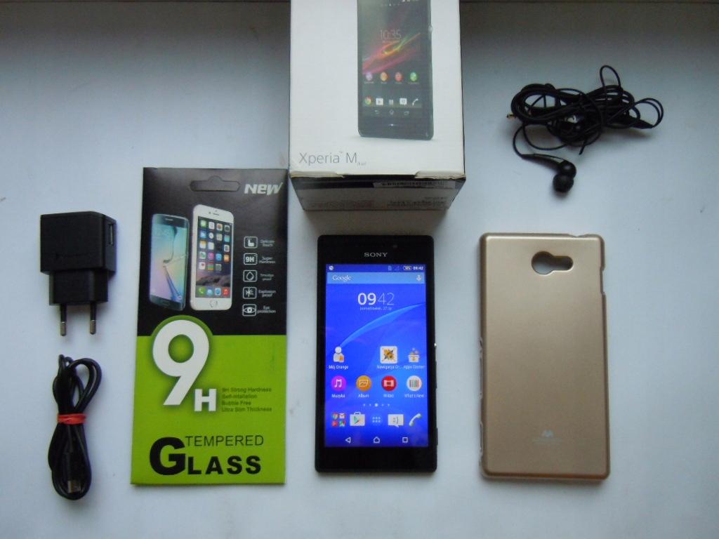 Sony Xperia M2 D2303 Oryginal Idealny Stan Kompl 9445196727 Oficjalne Archiwum Allegro