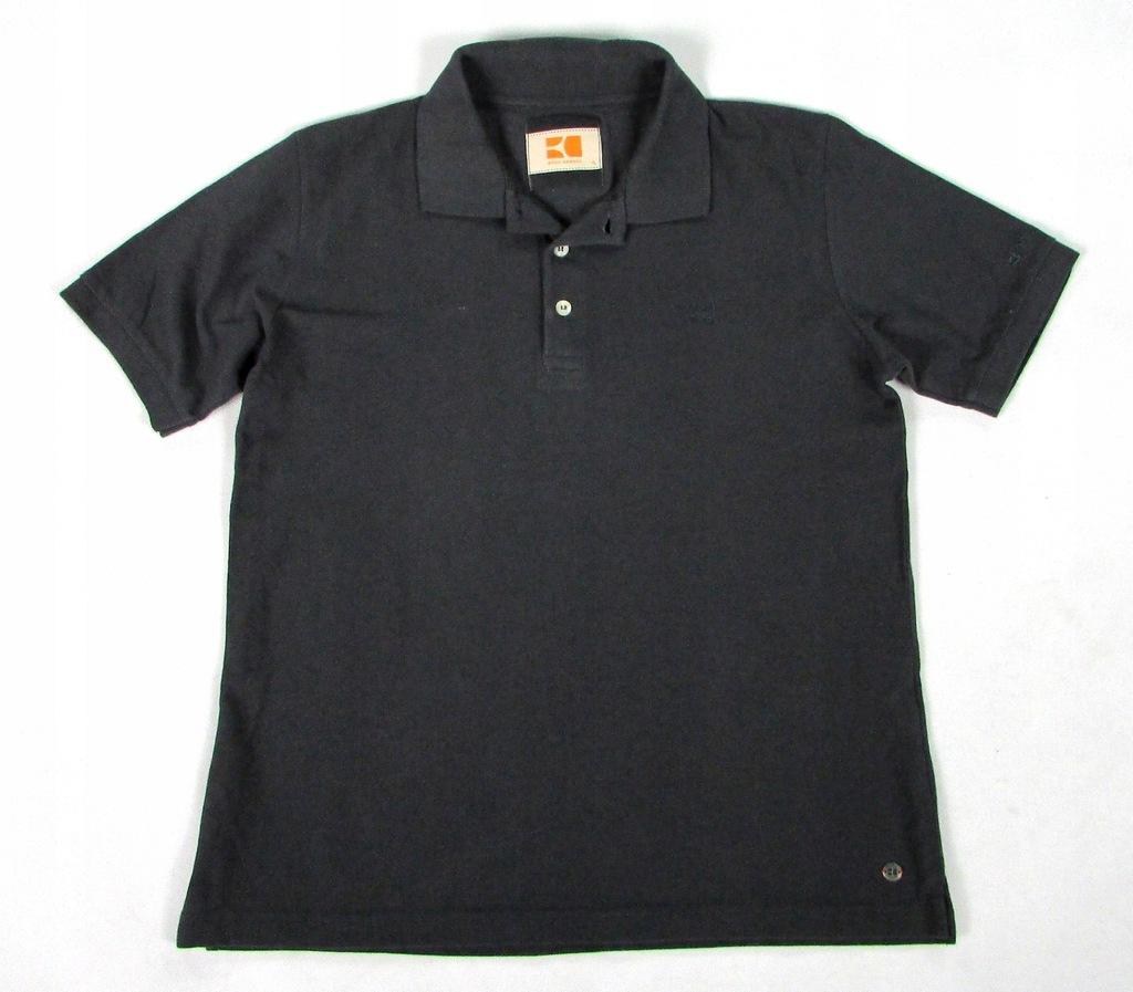 * HUGO BOSS *_S_Modna, super koszulka polo_ORANGE