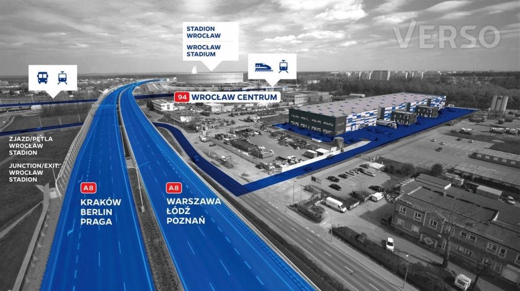 Magazyny i hale, Wrocław, Fabryczna, 2706 m²