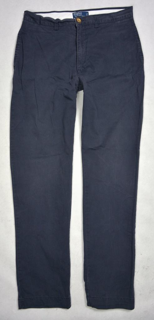 Spodnie POLO RALPH LAUREN r. 34/34 pas 86 dł. 113