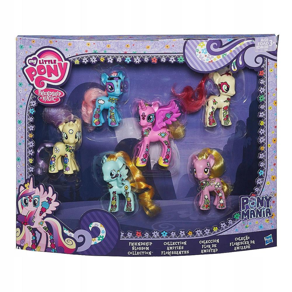 My Little Pony Blossom Friendship Nowosc Usa 7690064032 Oficjalne Archiwum Allegro