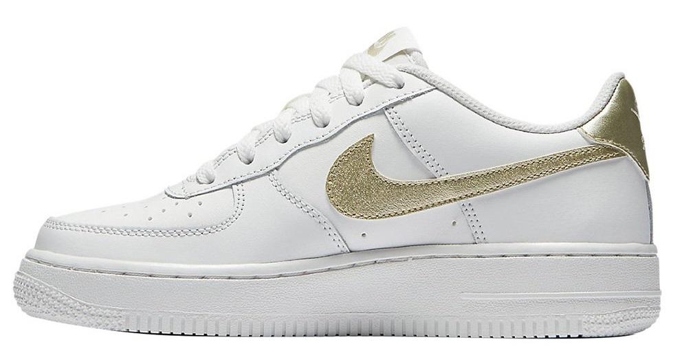Buty Do Koszykówki Nike Damskie Białe z Białe Air Force