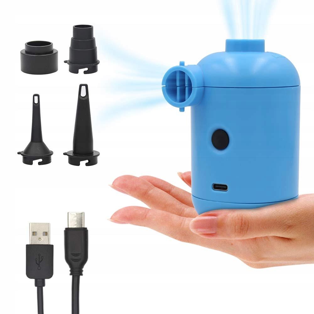 Pompa pompująca do materacy usb