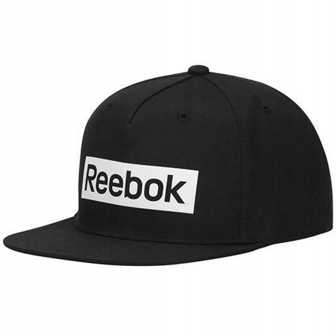 Czapka z daszkiem Reebok Linear Logo Cap OSFM