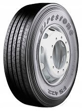 1x OPONA 295/80 R22.5 Firestone FS422 M
