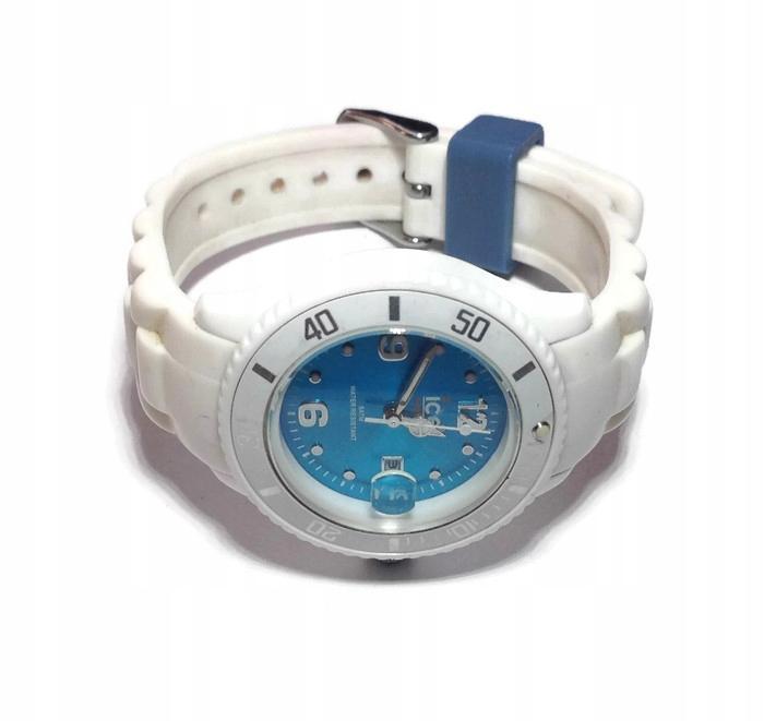 Zegarek sportowy Ice Watch biały