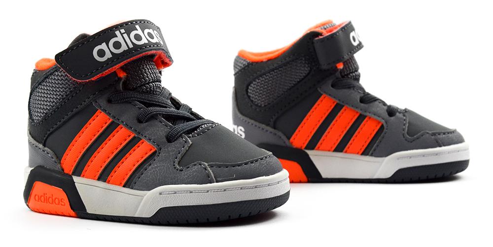 buty adidas bb9tis mid dziecięce za kostkę