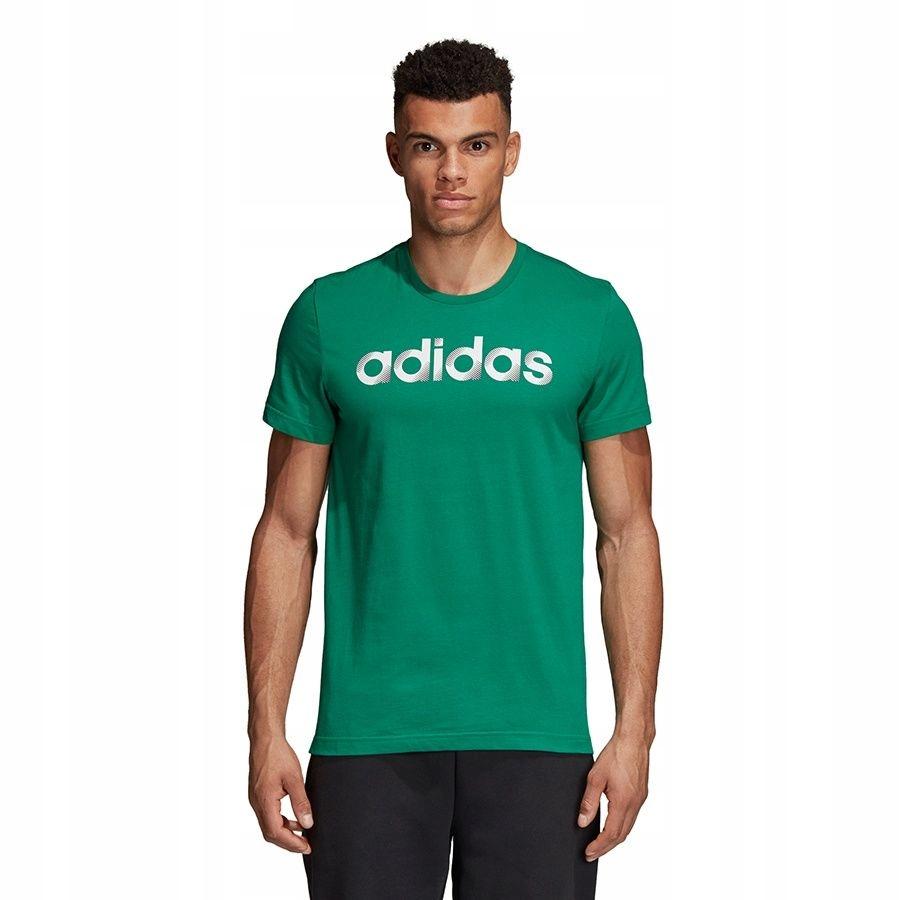 Koszulka adidas Slider Linear CV4512 S zielony