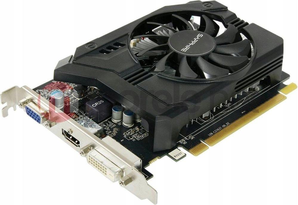 Sapphire Amd Radeon R7 250 1gb Gddr5 With Boost 7532383273 Oficjalne Archiwum Allegro