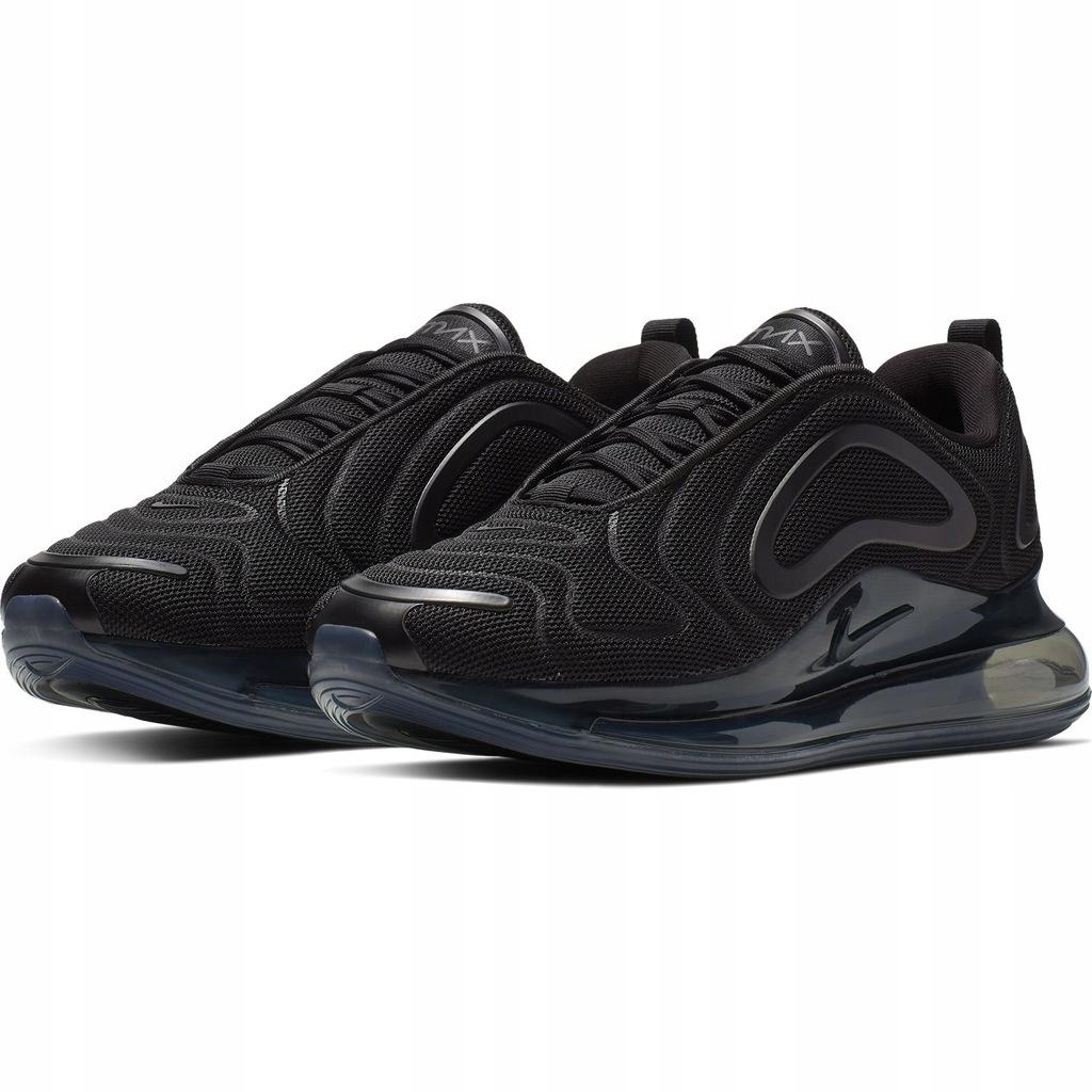 BUTY MĘSKIE NIKE AIR MAX 720 CZARNE AO2924 007 | Sneakershop.pl