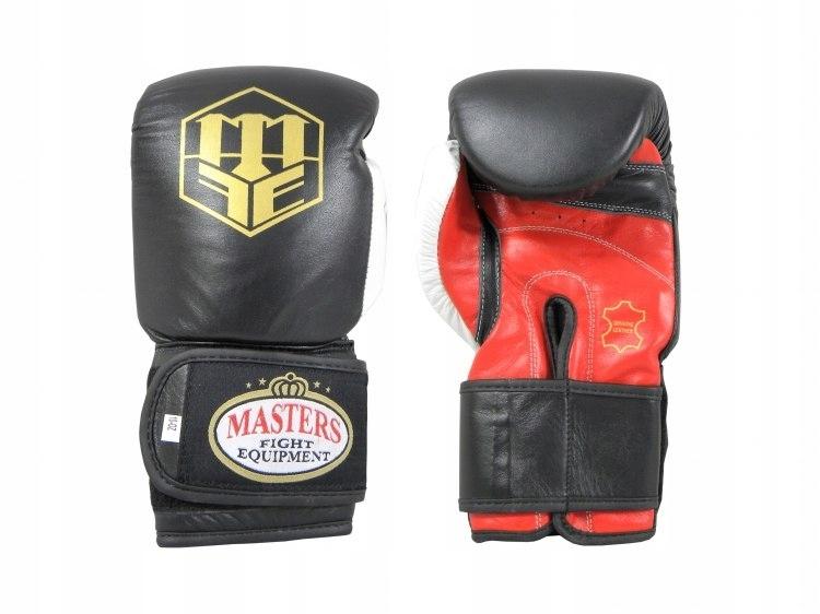 Rękawice bokserskie MASTERS - RBT-GEL