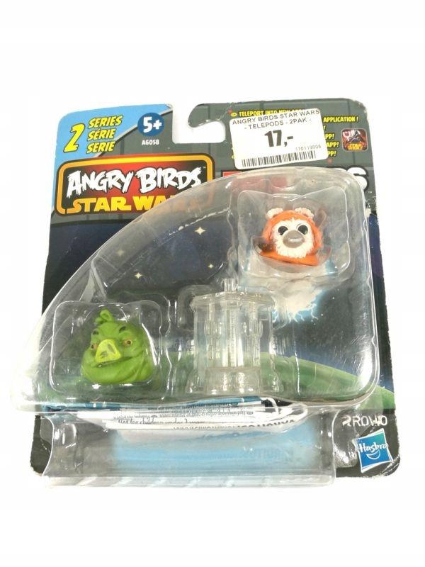 Angry Birds Star Wars Telepods 2pak Figurki 7465951535 Oficjalne Archiwum Allegro