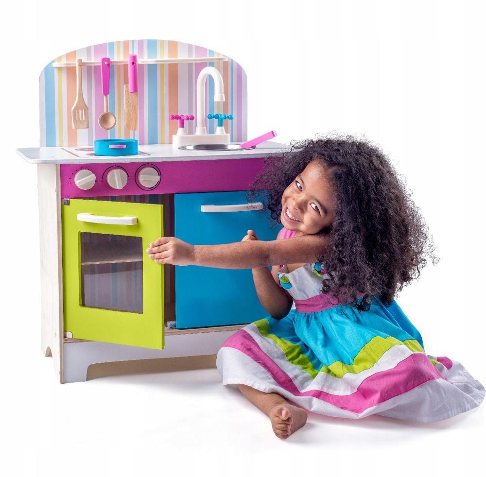 Kuchnia drewniana Julia zabawa w gotowanie Woody