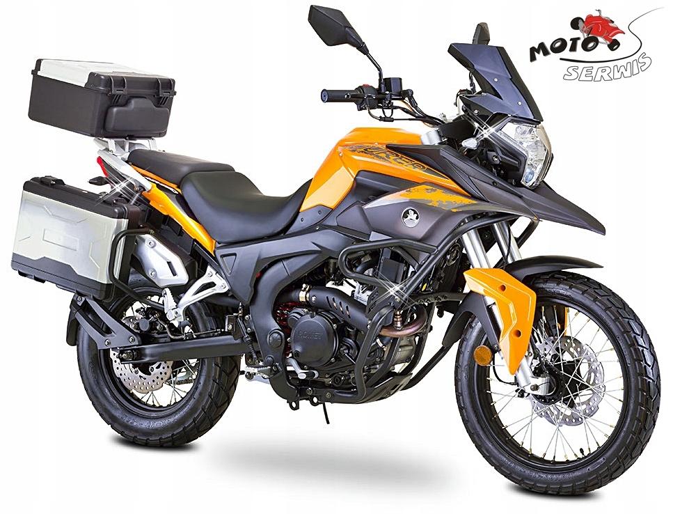 Motocykl Romet ADV 250 Super CENA !!! RATY !!!