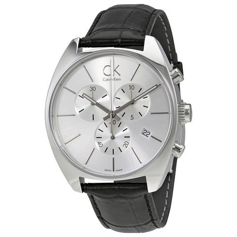 Calvin Klein Exchange Silver Dial z 1 500 zł -55%