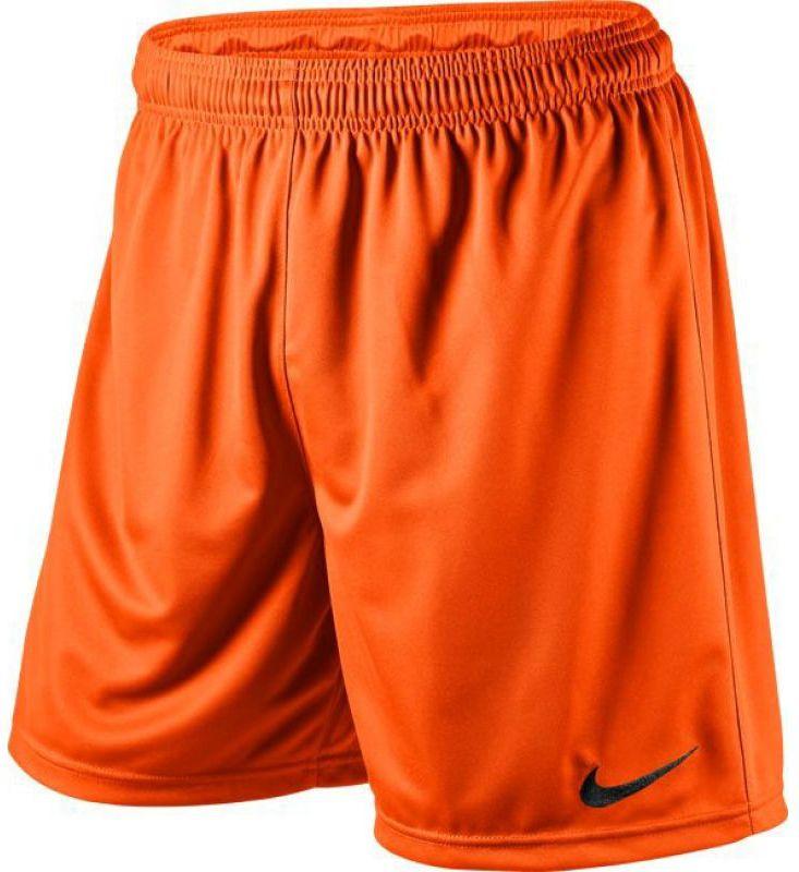 Spodenki Piłkarskie Nike Park Knit Short Junior L