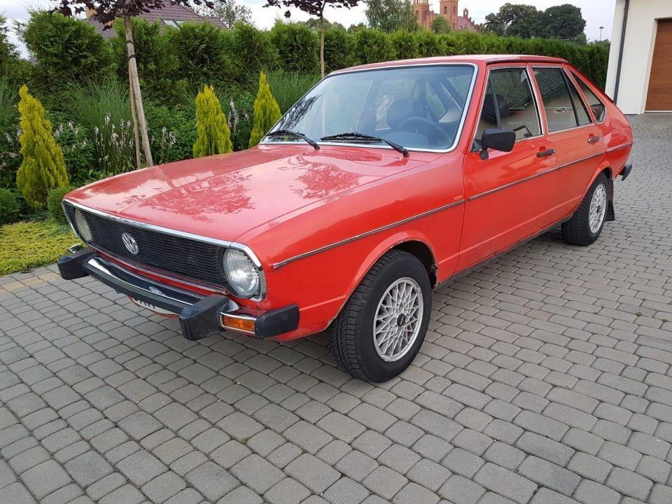 Volkswagen Passat B1 1977r 1.6 Benzyna Klasyk Old