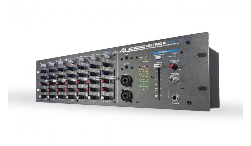 Alesis MultiMix 10 Wireless rackowy mikser scenicz