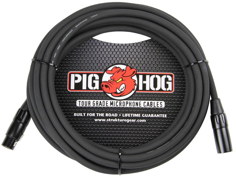 Pig Hog PHM20 kabel mikrofonowy 6m