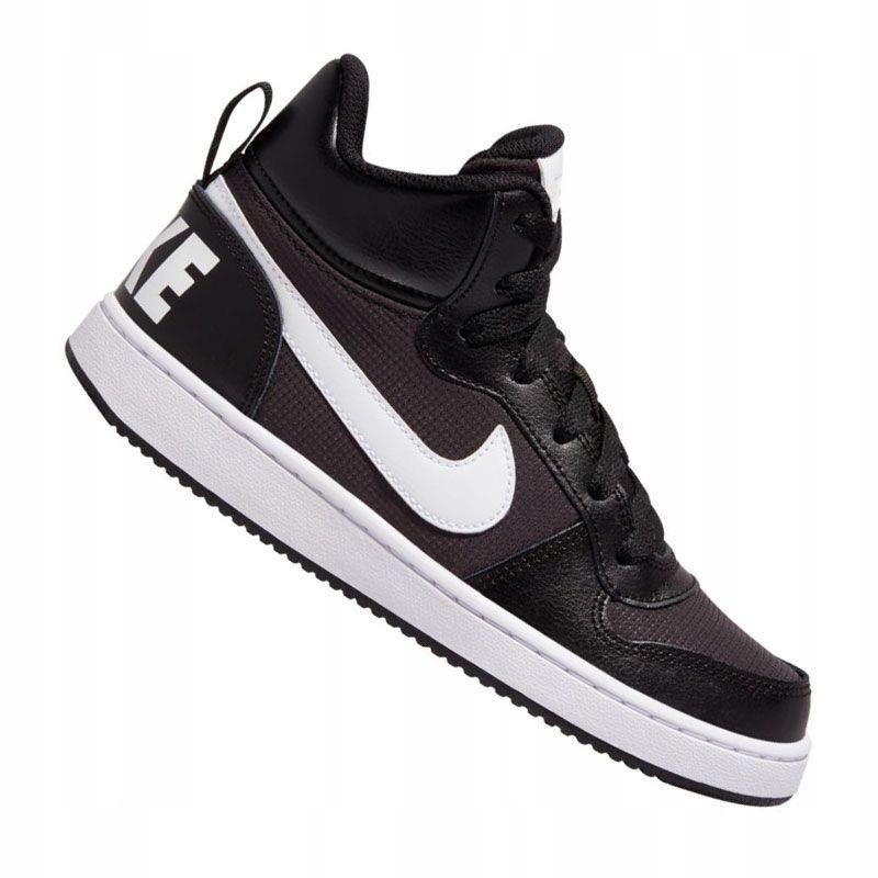 Buty Nike Court Borough Mid PE (GS) Jr r 39