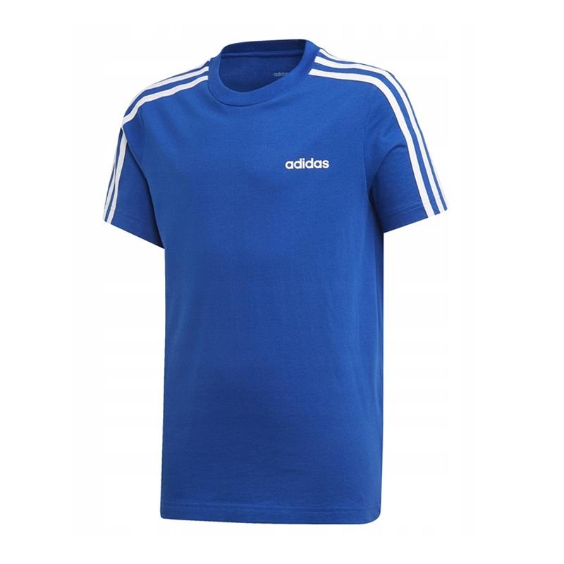 Koszulka ADIDAS Essentials 3S Jr EI7984 - 152 cm