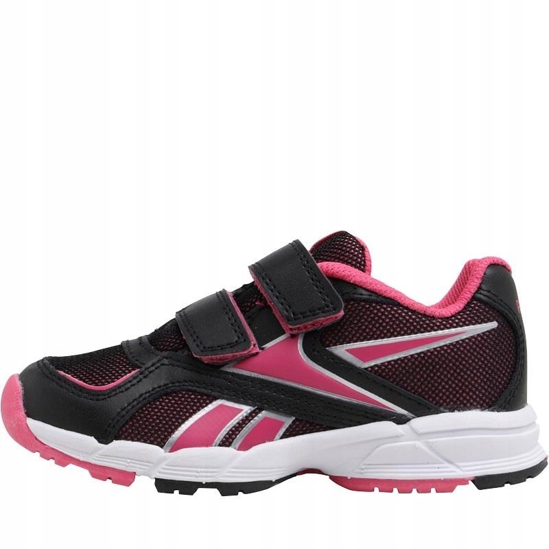 REEBOK obuwie dziecięce buty sportowe na rzepy 33